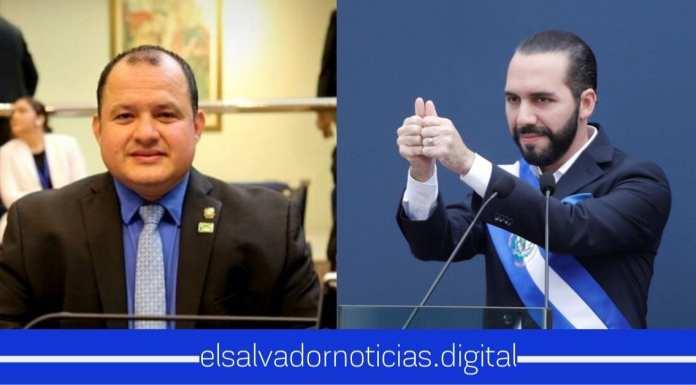 Jorge Mazariego reta al Presidente Nayib Bukele