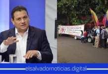 """Rolando Castro no entiende porque hicieron protesta por defensa del Gobierno de Maduro y por resolución contra la inocencia de una niña """"NO"""""""