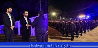 Un total 794 oficiales de la Policía fueron ascendidos a la categoría de Sargento