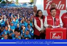 Se aprueba el Presupuesto sin votos del FMLN