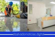 Centro Oftalmológico en el Hospital Nacional Zacamil se encuentra en etapa final tras su remodelación