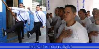 Reos del Centro Penal La Esperanza iniciaron clases este día para ser futuros bachilleres