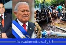 Sale a la Luz pública que ARENA y FMLN desfalcaron las arcas de ANDA robándole millones