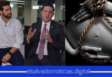 Juan Valiente candidato a diputado de Nuestro Tiempo hace campaña en favor del aborto