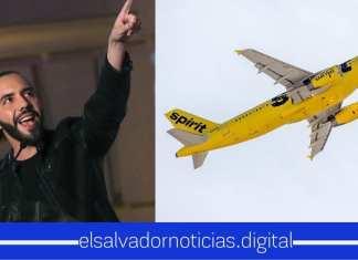 Gobierno del presidente Bukele informa que nueva aerolínea estadounidense hará viajes hacia El Salvador