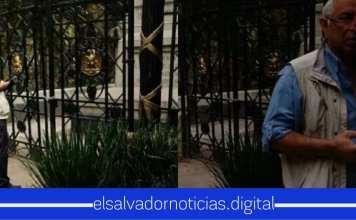 """Sigfrido Reyes es visto """"bien campante"""" paseando en las calles de México"""