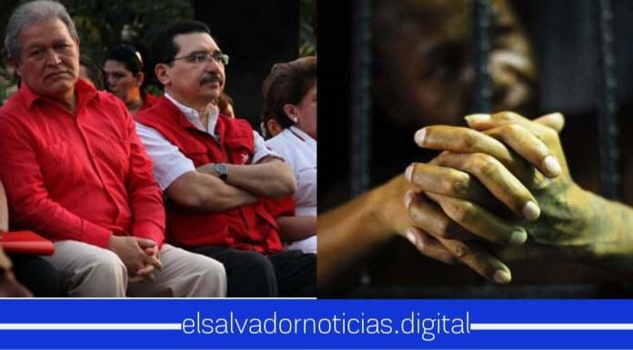 Revelan que SI FMLN también pacto con estructuras criminales sacando a pandilleros de la cárcel para que pudieran votar por ellos