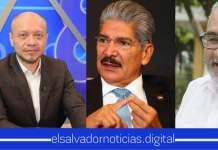 Marvin Aguilar afirma que el pueblo Salvadoreño necesita que el FMLN y ARENA pida perdón por negociar con pandillas