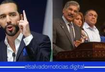 Diputados se enfurecen porque el Gobierno les quitó la seguridad personal para que vivan como todos los salvadoreños