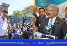Walter les habló claro a los diputados diciendo que los salvadoreños les daban 15 días NO MÁS para aprobar el préstamo para su seguridad