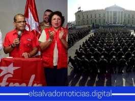 Óscar Ortiz demuestra sus molestias porque no está de acuerdo en que se hayan incluido a 1,400 nuevos militares al Plan Control Territorial