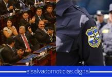 Para los Diputados la Seguridad no es de interés publico y rechazan la convocatoria para trabajar el domingo