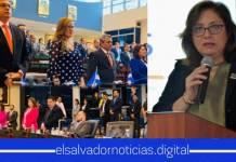 Diputados del FMLN y ARENA dicen proponer destituir a la Ministra de Salud