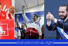 """ARENA y FMLN se unen para """"desaforar"""" al Presidente Nayib Bukele"""