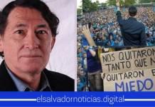 Geovani Galeas asegura que los Salvadoreños están indignado por el abuso de poder de los diputados