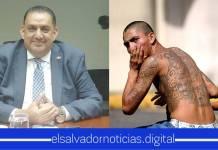 Diputado de ARENA defiende pacto con pandillas abandonando la seguridad de los salvadoreños honestos