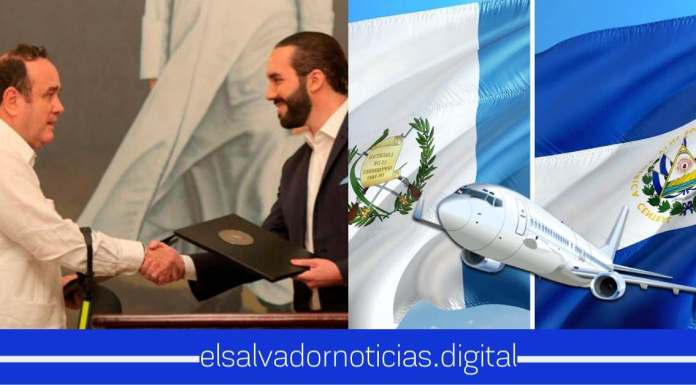 El Salvador y Guatemala firman convenio para cielos abiertos