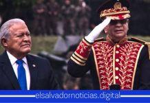 Se confirma que cada uniforme que el Profe. Cerén le mandaba hacer a Munguía Payés en su Gobierno, estaban valorados en 5,875 dólares