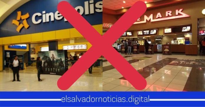 Ministerio de Gobernación suspende funciones de salas de cines a nivel nacional ante emergencia del COVID-19