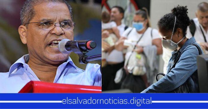 FMLN le dice a la población que NO van a aprobar una Ley de Excepción por no ser de gravedad el Coronavirus