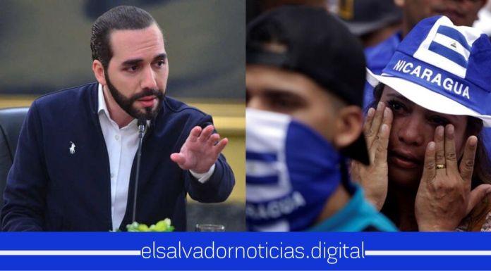 Nicaragüenses siguen las medidas de Nayib Bukele ante el Coronavirus, por ausencia de su mandatario