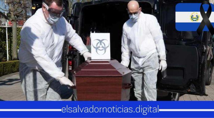 ÚLTIMA HORA se confirma la primer muerte en El Salvador por COVID-19