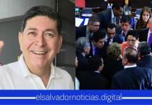 """Walter Araujo: """"Porque putear un Diputado no es delito, es un deber ciudadano. Porque han jugado con la vida y han derramado la sangre del Pueblo Salvadoreño"""""""