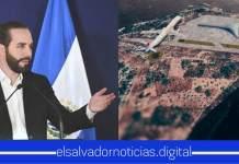 Gobierno de Bukele lanza concurso para el diseño del nuevo aeropuerto en zona oriental