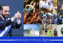 Presidente Nayib Bukele le hace un homenaje a todas las mujeres Salvadoreñas