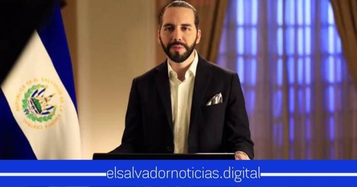 Última Hora  Presidente Nayib invita a todos los salvadoreños a conectase a la Cadena Nacional a la 4:00 pm radio y televisión para importante mensaje