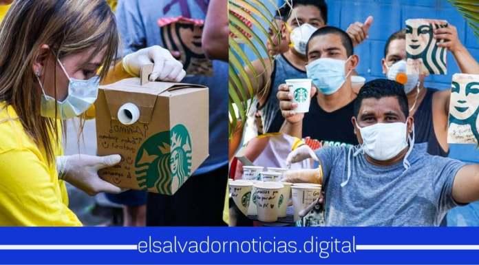 Starbucks se solidariza con un donativo de café y mensajes positivos para las personas que están en los centros de cuarentena