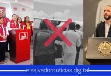 FMLN se enojan porque el Presidente Nayib prohibió el ingreso de personas con coronavirus