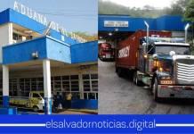 Aduanas de El Salvador trabajar para suministrar productos de primera necesidad y de salud para la población salvadoreña