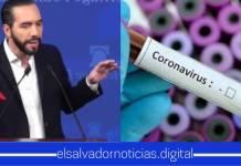 Gobierno de Nayib Bukele, confirma 2 nuevos casos del Coronavirus en El Salvador
