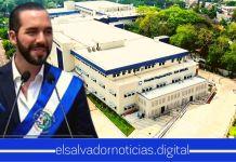 Gobierno inaugura moderno Hospital en San Miguel de primer nivel, para atender emergencias de COVID-19
