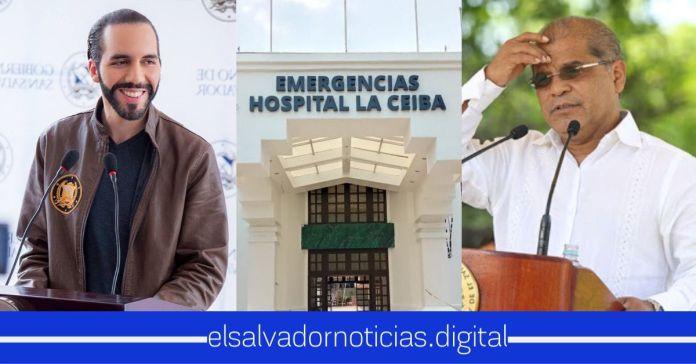 Presidente Bukele hace realidad un hospital que el FMLN nunca cumplió en su gestión ¿Robaron?