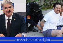 Quijano le exige a la PNC y a la FAES que sean CUIDADOSOS con los pandilleros o que se atengan a las consecuencias