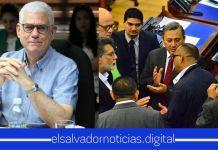 """Rodolfo Parker felicita a los diputados de ARENA y FMLN por no haber aprobado la """"innecesaria prórroga"""" que el Gobierno pidió para cuidar la salud de los salvadoreños"""