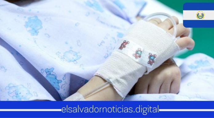 ÚLTIMA HORA| se registra el primer contagio con COVID-19 en un menor de 9 años en El Salvador