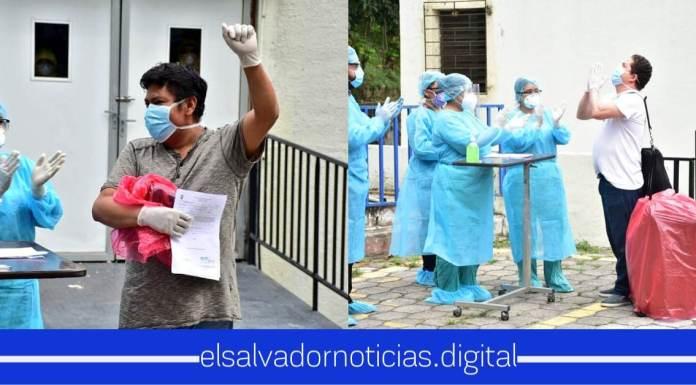 Gobierno anuncia 2 personas más CURADAS del COVID-19, haciendo un total de 205 casos recuperados