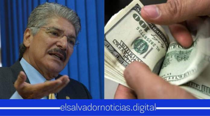 Norman Quijano acepta que sigue siendo corrupto y pago para que los diputados no le quitaran el fuero por negociar con pandillas