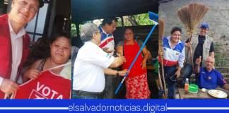 Así es como ayudaban los de ARENA y FMLN, por eso critican los paquetes de alimentos que brinda el Gobierno para los salvadoreños