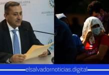 ARENA quería robarse los $300 dolares de cada salvadoreño por eso se molestan que el Gobierno lo haya administrado