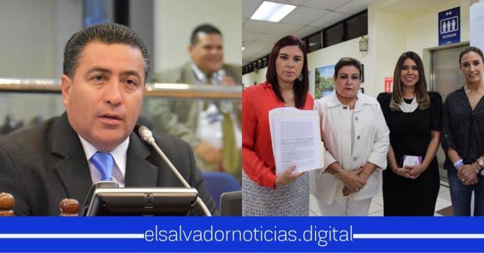 Portillo Cuadra cae en su propia trampa demostrado que él y su partido ARENA viven del dinero del pueblo salvadoreño