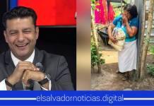 Sergio Mendez se burla de la necesidad de los salvadoreños afectados por la crisis del COVID-19