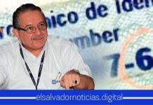Presidente de RNPN aclara que el número de DUI a utilizar el es que está DESPUÉS DEL GUIÓN