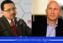 Medardo González sale en defensa de ANEP y FUSADES ante críticas sucias hacia el Gobierno