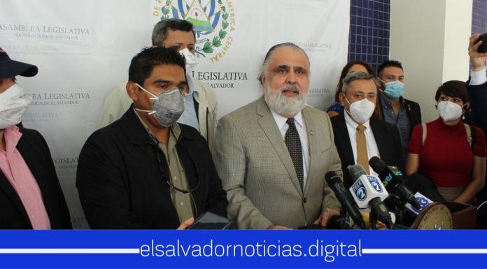 Presidente de ARENA reiteró que NO darán sus votos, porque urge que los salvadoreños regresen a trabajarPresidente de ARENA reiteró que NO darán sus votos, porque urge que los salvadoreños regresen a trabajar