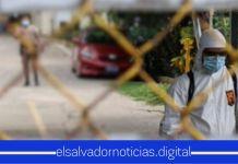 #ÚLTIMAHORA   Suben a 39 los contagios de COVID-19 en El Centro Penal de San Vicente, entre ellos 2 miembros del personal