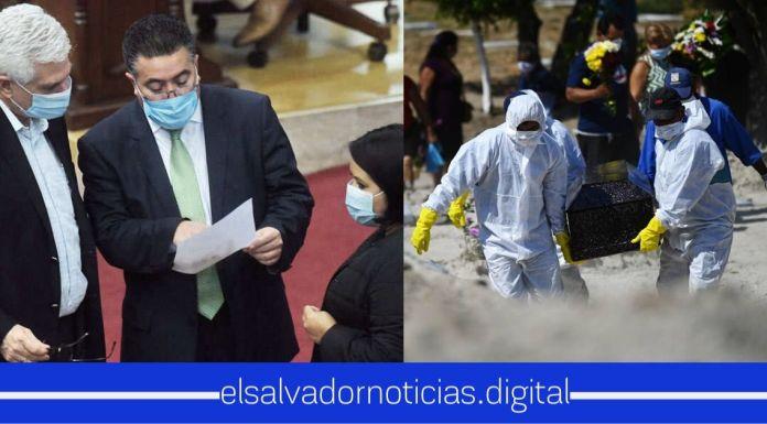 #ÚLTIMAHORA | Diputados sentencian a MUERTE a los salvadoreños aprobando una Ley que beneficia únicamente a sus financistas empresarios